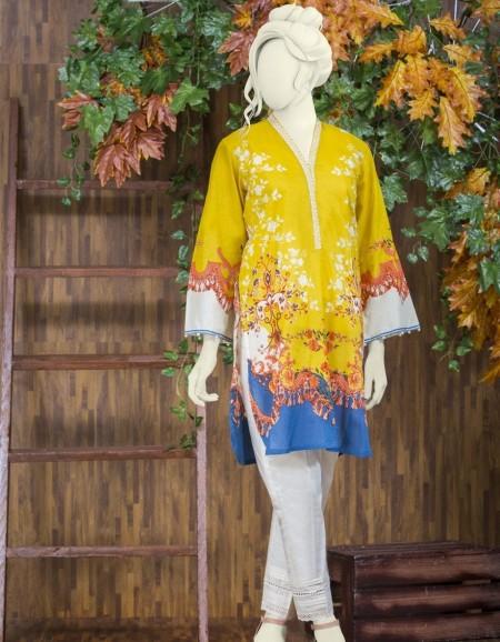 Junaid Jamshed Mid Summer Collection JJLK-S-JWS-19-3016 FB/Usak J-GL102758