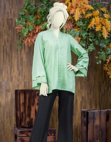 Junaid Jamshed Mid Summer Collection JJLK-S-JWS-19-3017 FB/UI-Jaq-08 Green J-GL103513