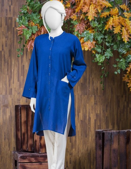 Junaid Jamshed Mid Summer Collection JJLK-S-JWS-19-3020 FB/ZW-1168-Blue J-GL103025