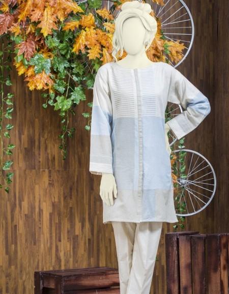 Junaid Jamshed Mid Summer Collection JJLK-S-JWS-19-3022 FB/B&W-037 J-GL104169