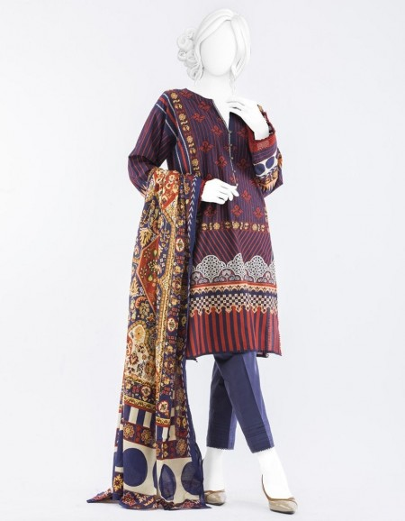 Junaid Jamshed Mid Summer Collection JJPW-S-JPW-19-1005 FB/Sanvitalia J-GL101668