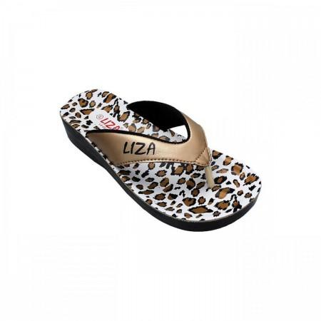 Liza Casual Flip Flops LZ-CU-0025-Gold
