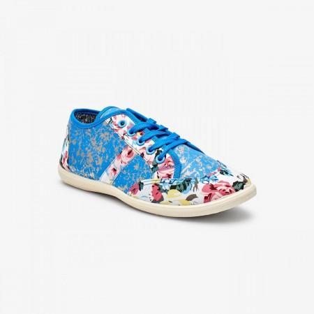 Liza Floral Ladies Shoes LZ-CA-0164-Blue