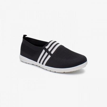 Liza Ladies Slip-on Shoes LZ-WR-0008-BLACK