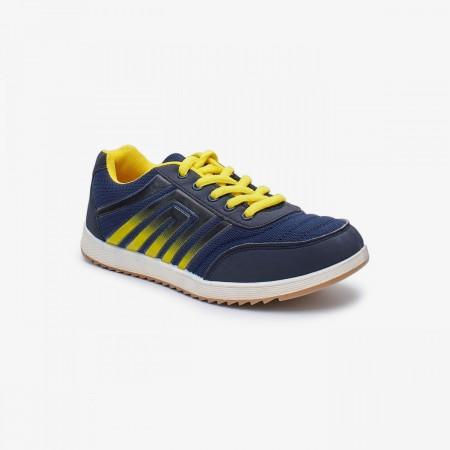 Liza Women Running Shoes LZ-ZS-0003-BLU-YEL