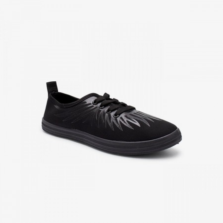 Liza Womens Running Shoes LZ-ZS-0007-Black