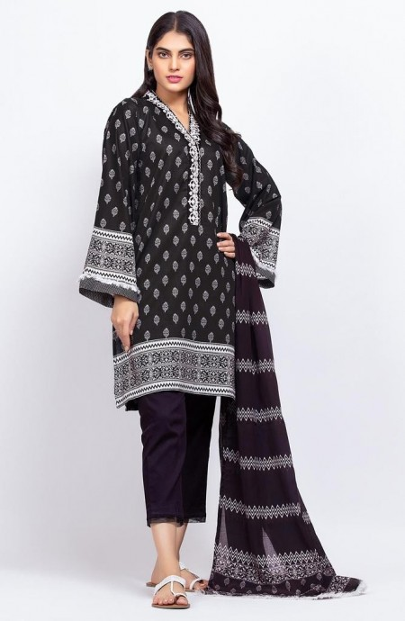 Orient Textiles Black & White Collection NRDS-036