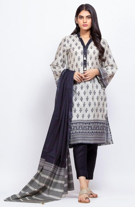 Orient Textiles Black & White Collection NRDS-050