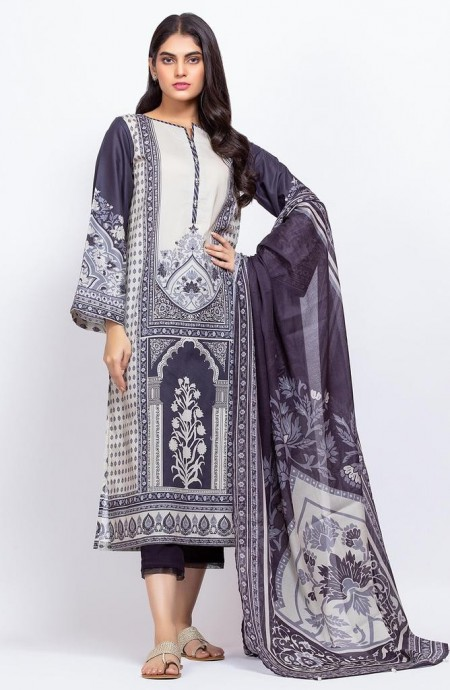 Orient Textiles Black & White Collection NRDS-051