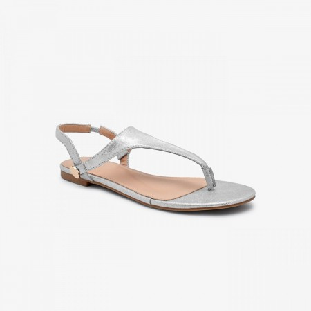 Reeva Classic Ladies Sandal RV-SD-0476-SILVER