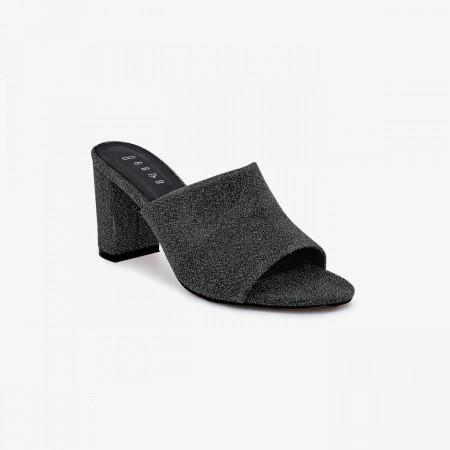 Reeva Women Block Heels RV-CH-0331-BLACK