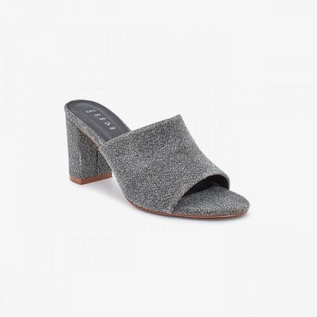 Reeva Women Block Heels RV-CH-0331-GREY