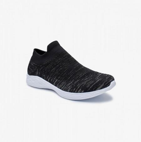 Reeva Women Casual Shoes RV-SM-0434-BLACK
