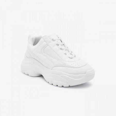 Reeva Women Casual Sneakers RV-SM-0448-WHITE