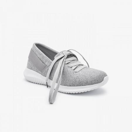 Reeva Women Textured Sneakers RV-SM-0450-GREY