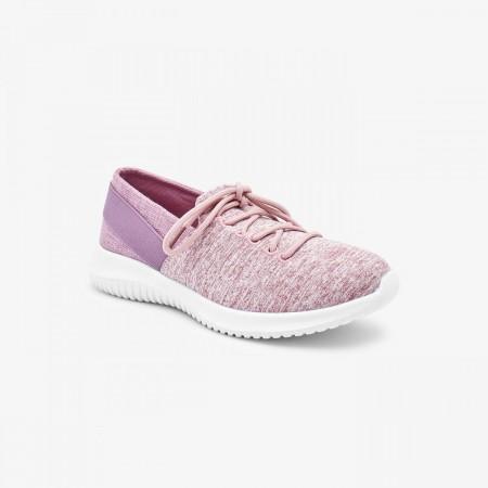 Reeva Women Textured Sneakers RV-SM-0450-PURPLE