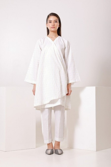 Chapter 2 Handwoven White Top C2THT19224-White
