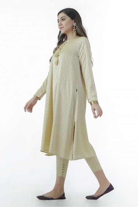 Ego Scattered 2 Piece (Kurta and Pants)