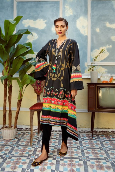 Ethnic by Outfitters Greta ILLAY FLORAL