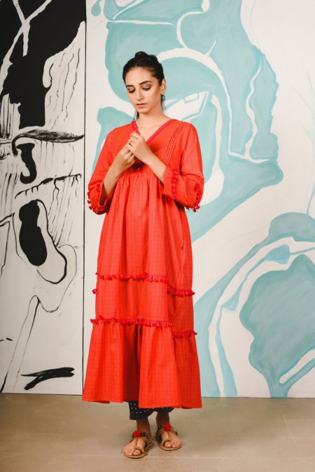Ethnic by Outfitters Unique Kurti WTU391356-10215997-AS-209