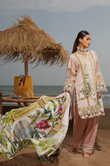 Firdous Clothing Vintage Tropical'19 VT 03B