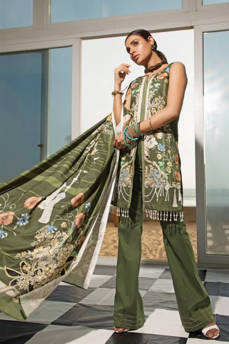 Firdous Clothing Vintage Tropical'19 VT 06A