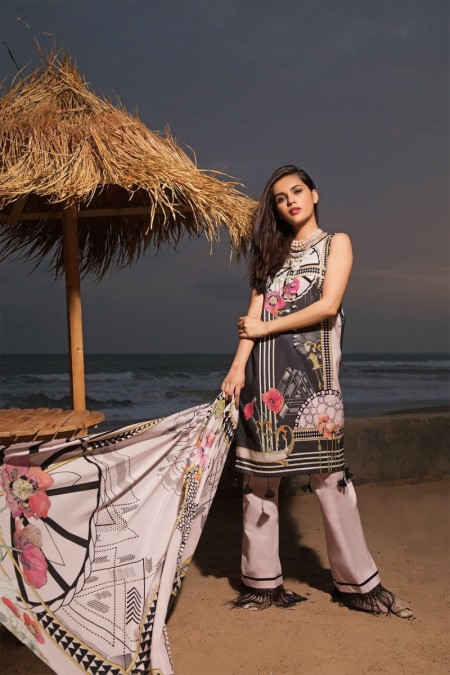 Firdous Clothing Vintage Tropical'19 VT 08B