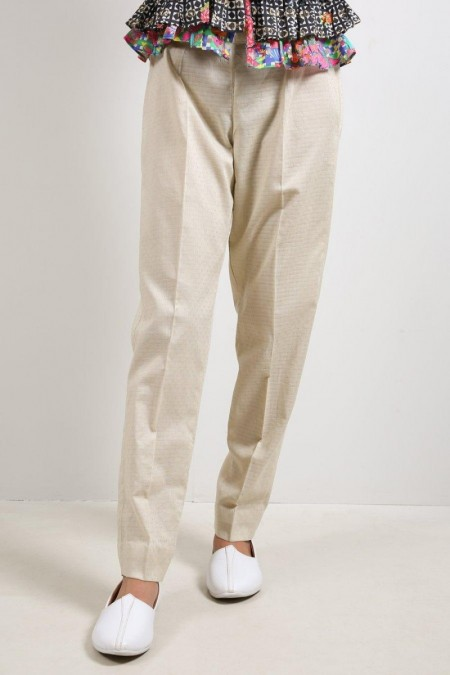 Generation Fusion Textured Trousers S191301
