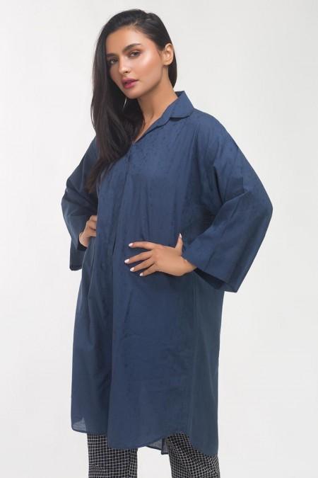 Gul Ahmed Jacquard Shirt GLS-19-99