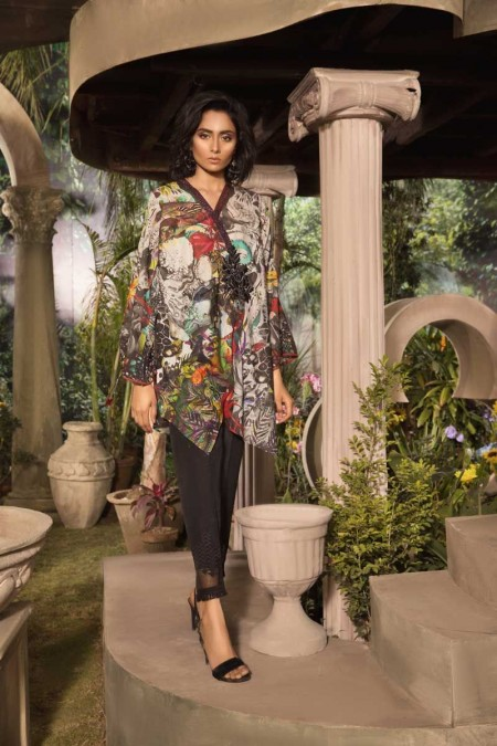 Gul Ahmed Lawn Shirt GLS-19-116 DP