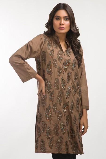 Gul Ahmed Lawn Shirt GLS-19-134