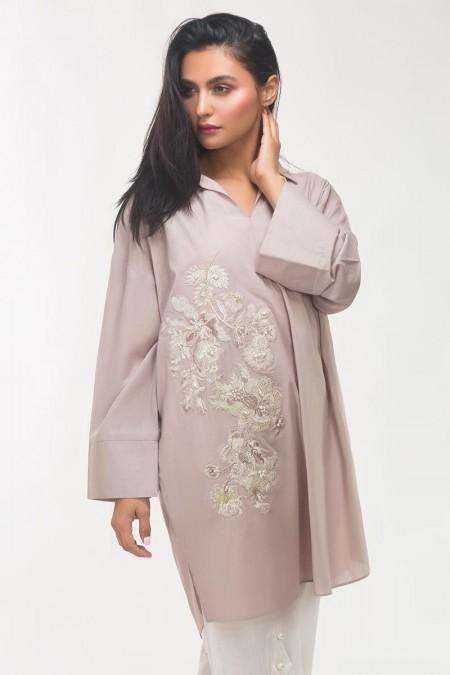 Gul Ahmed Lawn Shirt GLS-19-207