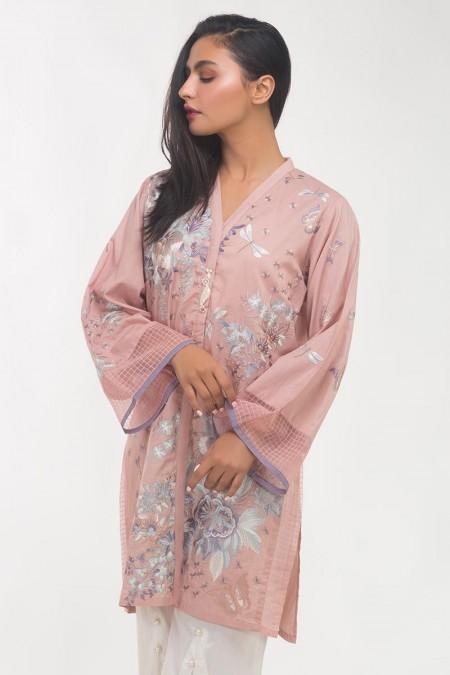 Gul Ahmed Lawn Shirt GLS-19-210
