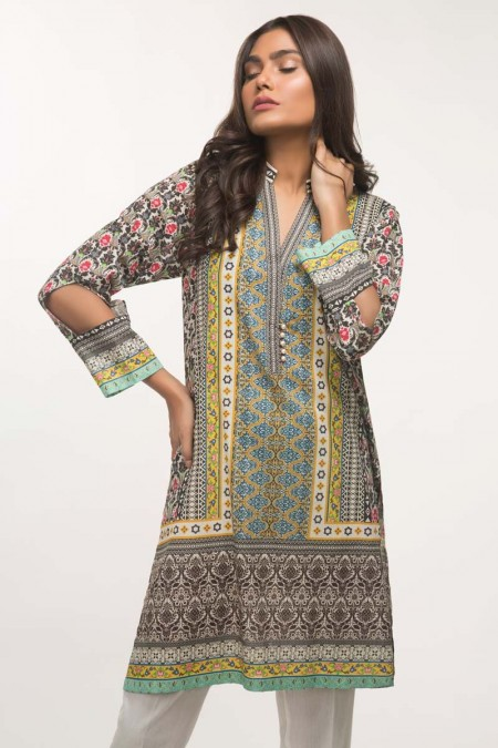 Gul Ahmed Lawn Shirt GLS-19-70