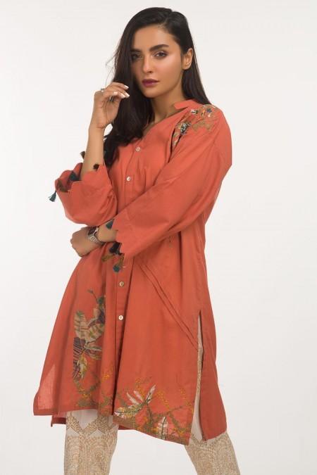 Gul Ahmed Lawn Shirt GLS-19-82