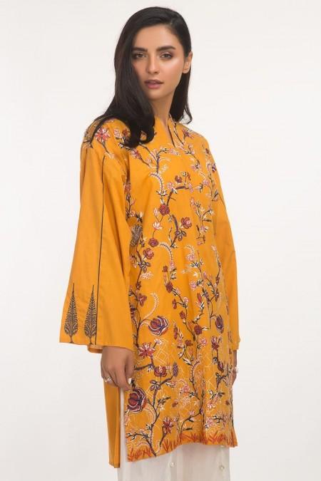 Gul Ahmed Lawn Shirt GLS-19-84