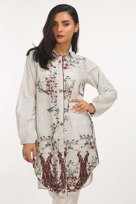 Gul Ahmed Lawn Shirt GLS-19-86