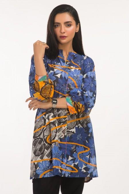 Gul Ahmed Lawn Shirt GLS2-19-187 DP