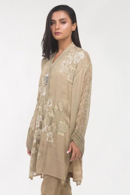 Gul Ahmed Maisuri 2 PC Outfit GLAMOUR-19-11