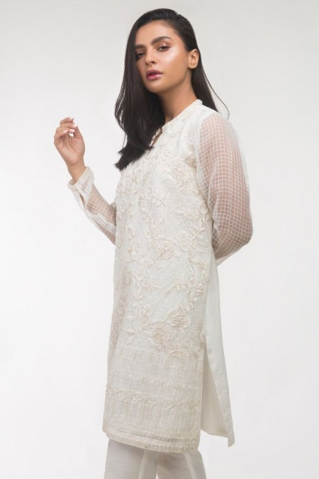 Gul Ahmed Polyester 2 PC Outfit GLAMOUR-19-84
