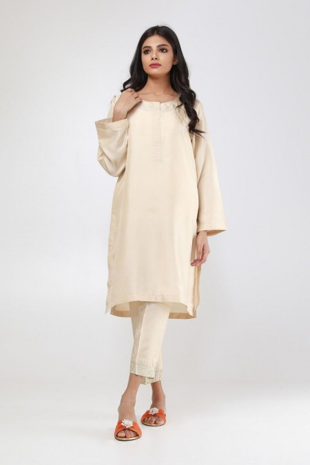 Khaadi Formal Pants WFP19205-Beige