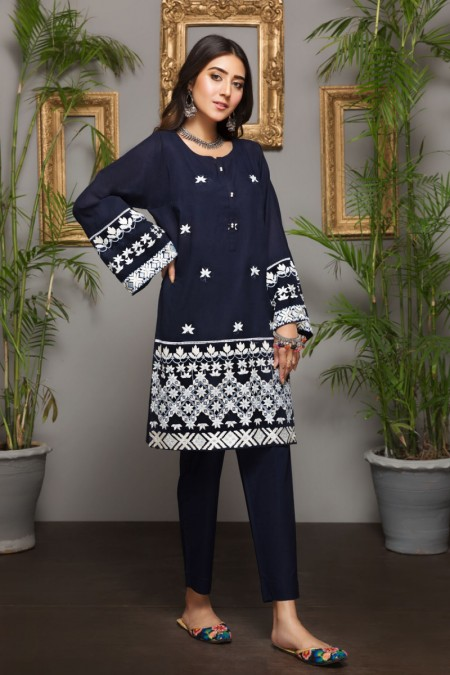 Origins SWAN SONG (EMBROIDERED SHIRT)