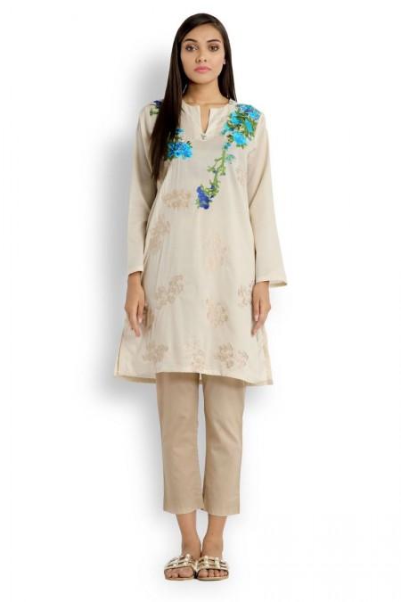 Sana Safinaz FROSTINE - Ready To Wear - Sale