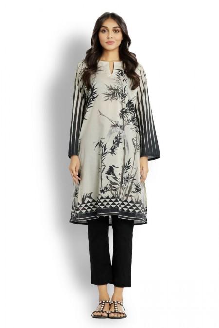Sana Safinaz GREY SCALE - Ready To Wear - Sale