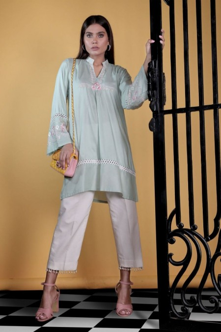 Sana Safinaz S19110285 - Ready To Wear - Sale