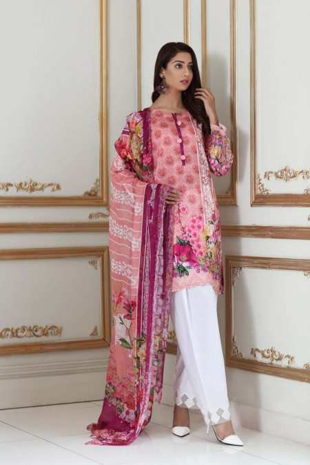 So Kamal DPL19-275 Suit Printed 2 Pc