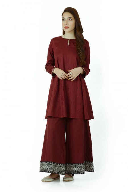 Ego Fall19 Collection Monarch 2 Piece (Kurta and Pants) EGN-024