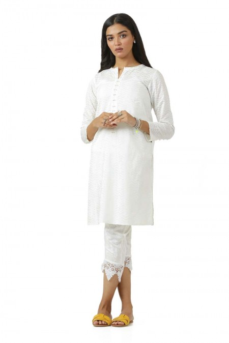 Ego Fall19 Collection Sphere Straight Kurta EGN-033