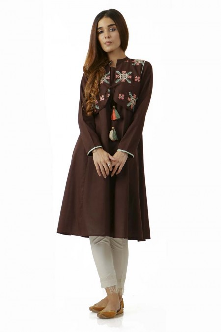 Ego Fall19 Collection Twirly 2 Piece (Kurta and Coaty) EGN-025