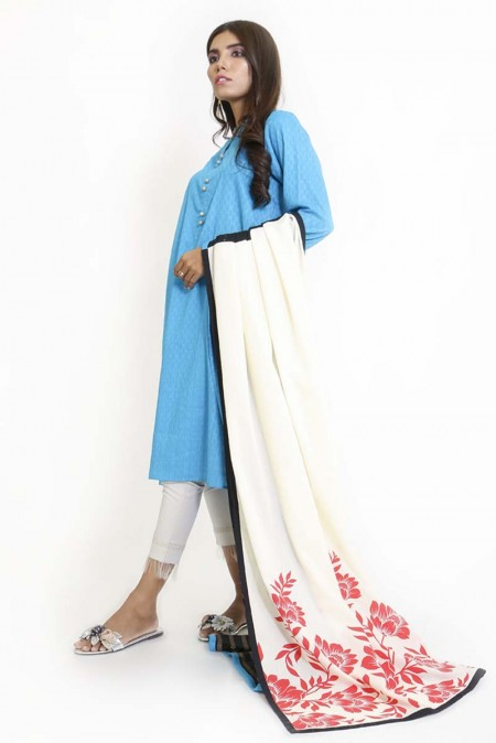 Ego Get Along2 Piece (Kurta and Dupatta)